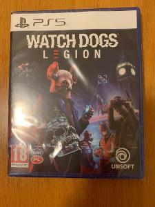 WATCH DOGS LEGION - PS5 - PLAYSTATION 5 - NOVÁ - ZABALENÁ