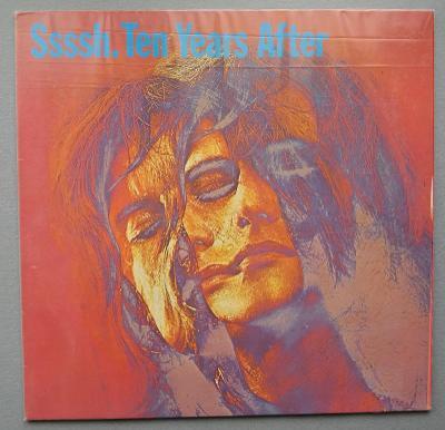 LP - DESKA - VINYL - Ten Years After – Ssssh - 1969
