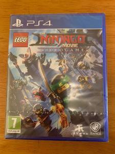 LEGO THE NINJAGO MOVIE VIDEOGAME - PLAYSTATION 4 - NOVÁ - ZABALENÁ