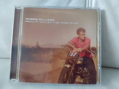 Robbie Williams – Reality Killed The Video Star. CD