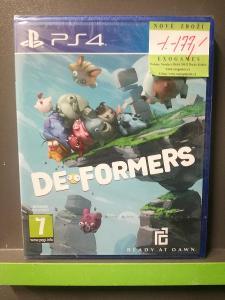 DeFormers (PS4) - NOVÁ