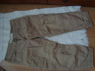 H& M 3/4 Kalhoty Vel 38