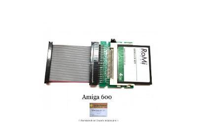 AMIGA CF KIT 4GB (A600) Kompletní WB3.1 Cloanto