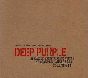 DEEP PURPLE - Live in Newcastle 2001-digipack-2cd