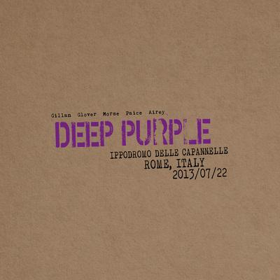 DEEP PURPLE - Live in Rome 2013-digipack-2cd