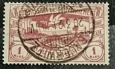 Deutsches Reich Rok 1920