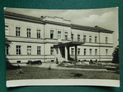 Dobřany- státní psychiatrická léčebna - okres Plzeň-jih (velký formát)