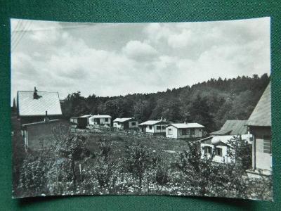 Nový jáchymov - chatová osada - okres Beroun (velký formát)