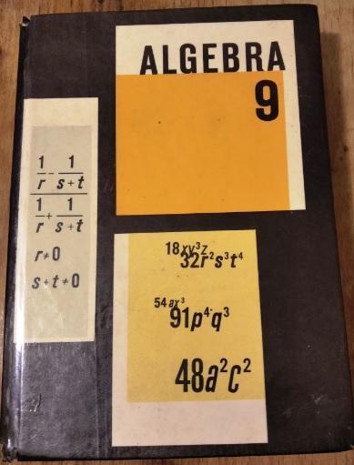 HISTORICKÁ STARÁ ALGEBRA - 1974