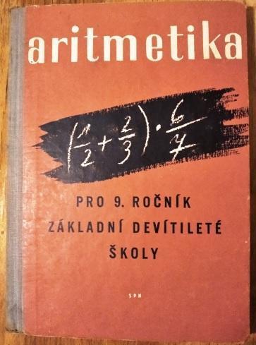HISTORICKÁ STARÁ ARITMETIKA – 1960
