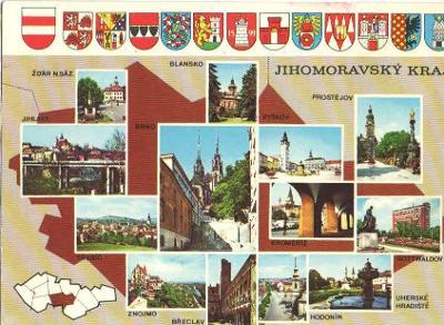 Jihomoravský kraj - 1984