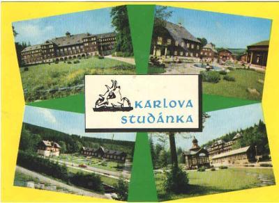 Karlová Studánka - 1978