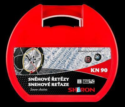 SHERON Sněhové řetězy KN90
