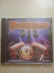 CD MOTORBAND-SATISFAKCE