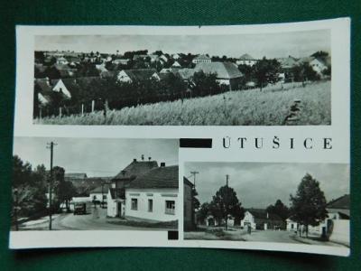Útušice, okres Plzeň-jih (velký formát)