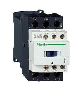 Stykač LC1D25ED TeSys D , 3p(3Z), AC-3, ? 440 V 25A, 48 V DC