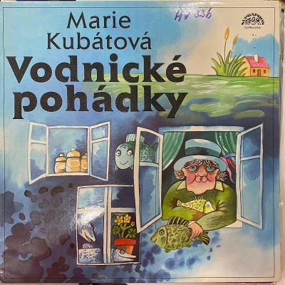 Marie Kubátová – Vodnické Pohádky - LP vinyl
