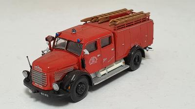 Steyr 380 - Hasičské vozidlo 1:72