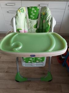 Jídelní židlička Chicco Polly 2v1