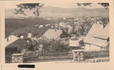 Liberec - Ještěd  - Reichenberg