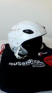 Dámská módní helma Rossignol Toxic Fashion Diva White