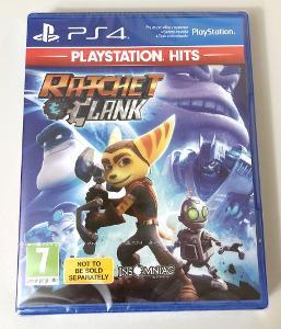 Ratchet & Clank - Playstation 4 hra (nová nerozbalená)