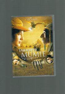 DVD TAJEMSTVÍ MUMIE