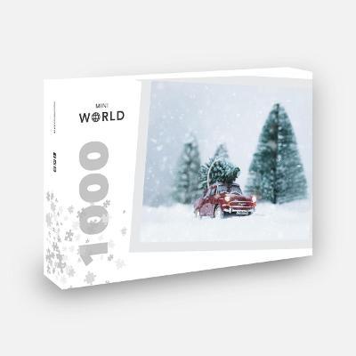 Puzzle 1000 ŠKODA 1000