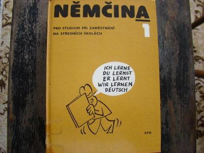 Němčina pro studium při zaměstnání na SŠ
