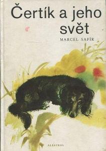 Marcel Safír Čertík a jeho svět ilustrace ilustrace Karel Beneš