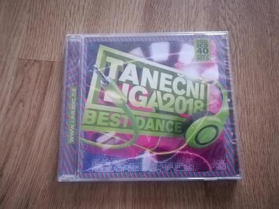Taneční liga Best Dance 2018