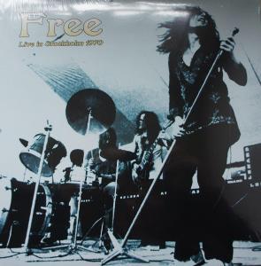 2 LP FREE Live In STOCKHOLM 1970 Raritní !