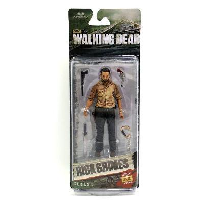 The Walking Dead / Rick Grimes - figurka 12 cm