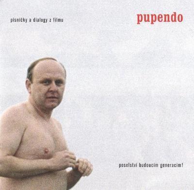 CD Pupendo soudtrack OST