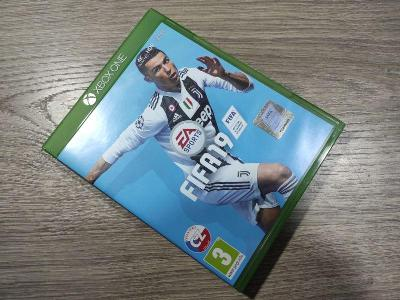 Xbox One FIFA 19!!!