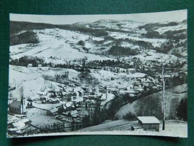 Jizerské hory - Desná - okres Jablonec nad Nisou (velký formát)