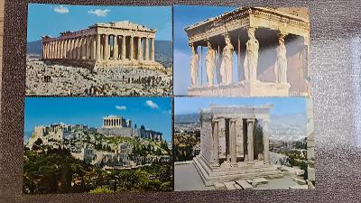 Fotografie 4ks - Zahraniční mix (20) - Atény