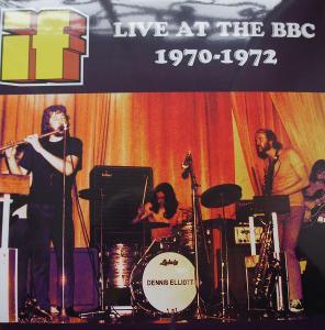 LP IF Live At The BBC 1970/ 72 Raritní !