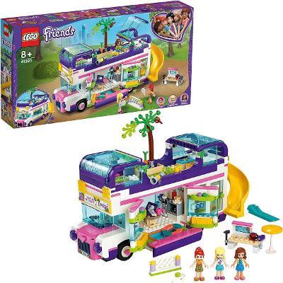 Stavebnice LEGO® Friends 41395 Přátelský autobus (91175552) I1387