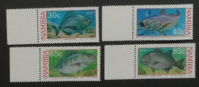 Namibie 1994 Mi.764-7 Africké sladkovodní ryby, fauna