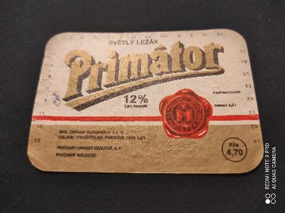 Primátor etiketa