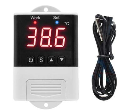 Digitální termostat 220V