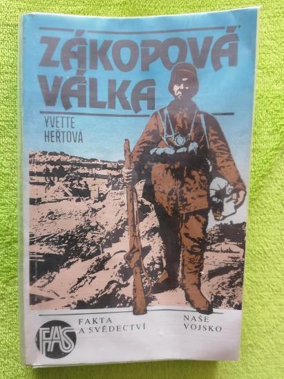 Zakopova válka - Yvette Hertova - Knihy