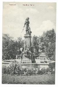 Pohlednice - Hannover, Německo, MF, 42/43