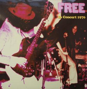 2 LP  FREE In Concert 1970 Raritní !!