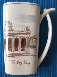 Starý lázeňský pohárek, Karlovy Vary