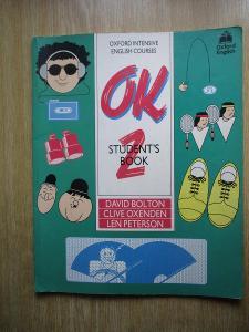Bolton David & Oxenden Clive - OK Student's Book 2