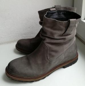 Kožené boty SPM vel. 38