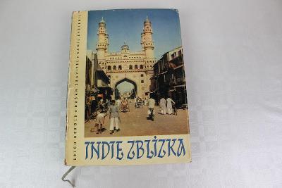 HEROLD - ZBAVITEL - ZVELEBIL - INDIE ZBLÍZKA zajímavá stará kniha 1960