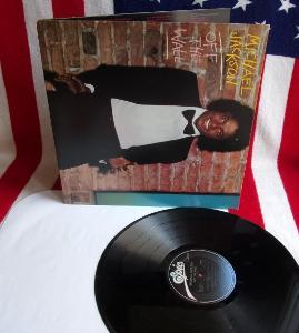 💥 LP: MICHAEL JACKSON - OFF THE WALL, jako nové MINT 1press  USA 1979